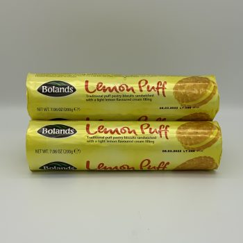 Bolands Lemon Puff Biscuits (2 packets) Gallery Image 0