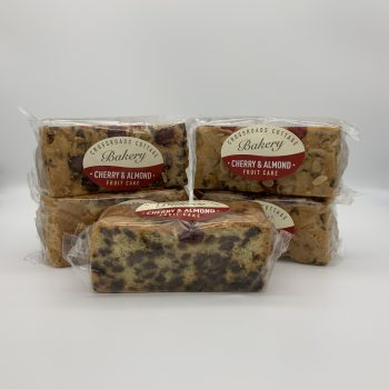 Cherry & Almond Fruit Cake Gallery Image 0