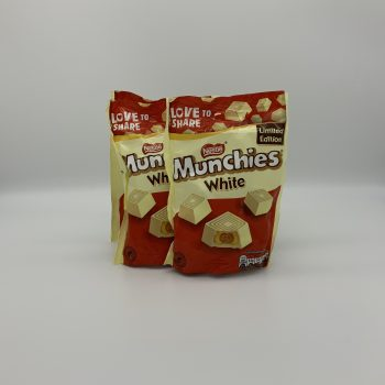 Munchies White Sharing Pouch (2 packs) Gallery Image 0