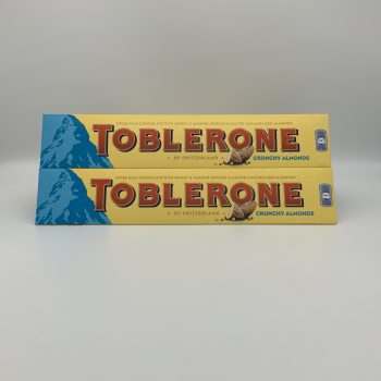Giant Toblerone – Crunchy Almond 360g Gallery Image 0