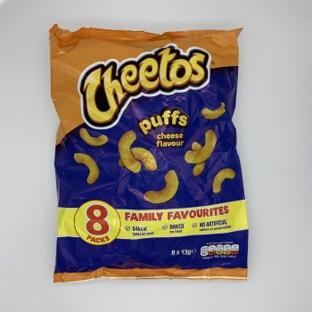 Cheetos Puffs 8 pack (2 packs) Gallery Image 0