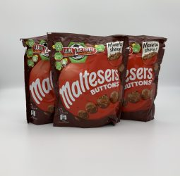 Malteser Buttons Large Pouch 189g