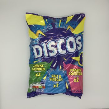 Discos Assorted Crisps 6 Pack Gallery Image 0
