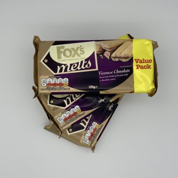 Fox's Melts Viennese Chocolate Value Pack Gallery Image 0