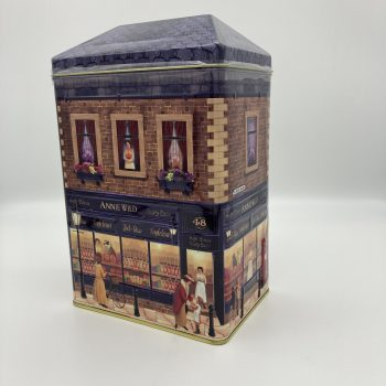 Grandma Wild's Old Shop Front Biscuit Assortment Tin Gallery Image 0