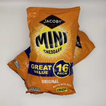 Mini Cheddars 16 pack Gallery Image 0