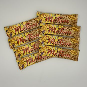 Mr Tom Peanut Bar (5 bars) Gallery Image 0