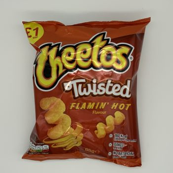 Cheetos Twisted Flamin' Hot (3 packs) Gallery Image 0