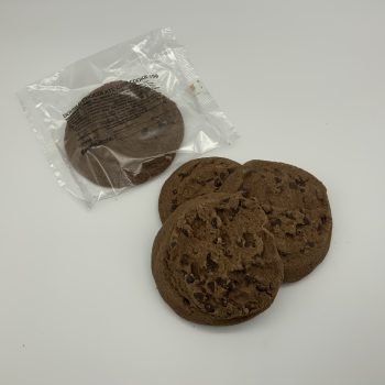 Coffee Shop Giant Double Choc Chip Cookies (5 packs) Gallery Image 0