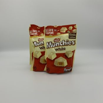 White Munchies 94g Sharing Bags (2 bags) Gallery Image 0